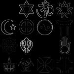 religionssymboler