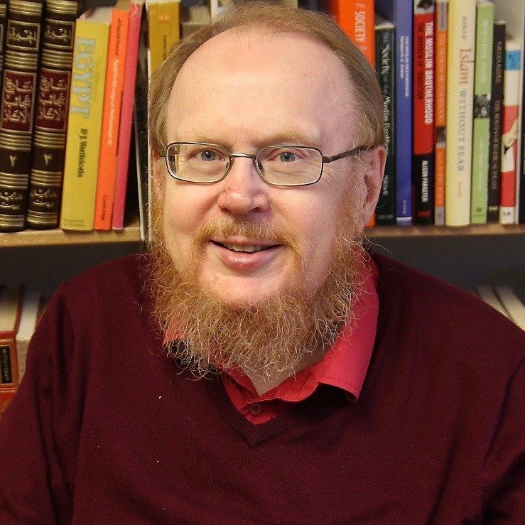 Knut S. Vikør
